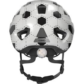 ABUS Anuky 2.0 Helmet Kids white football